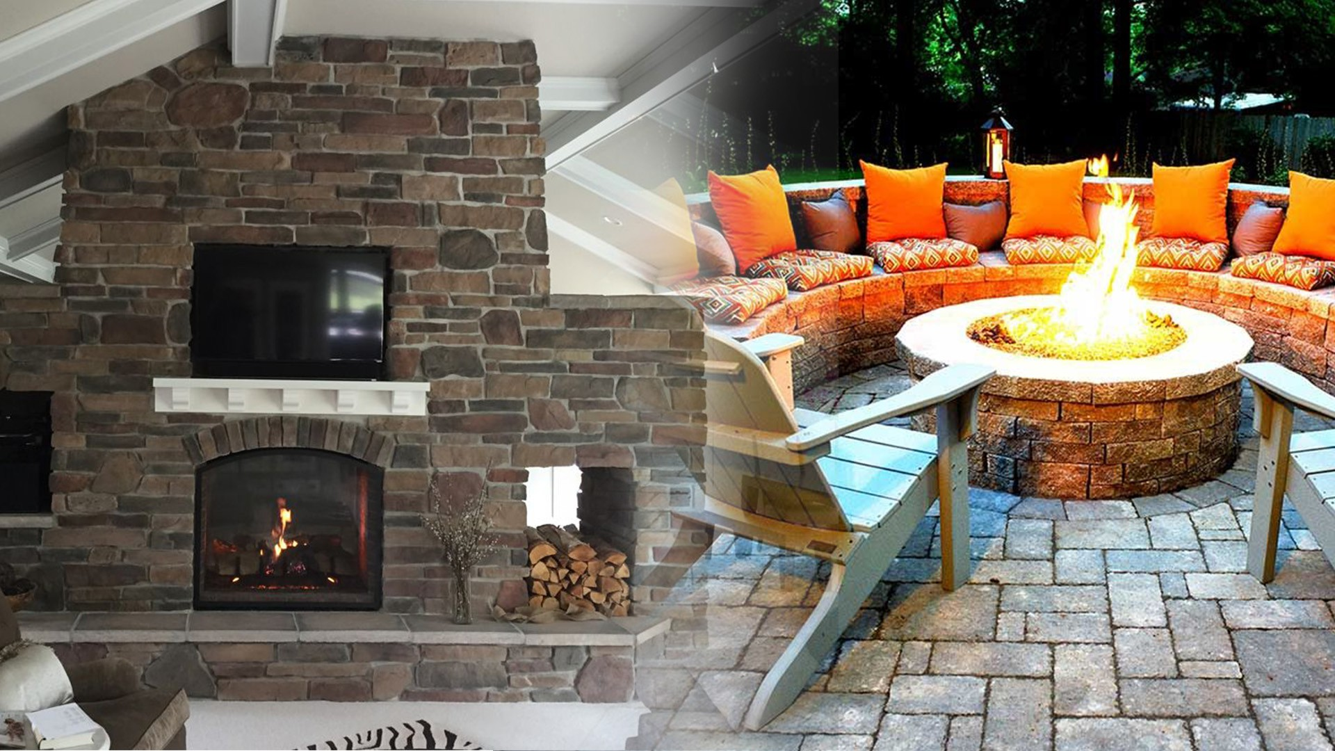 Outdoor Fireplaces & Fire Pits-Laredo TX Landscape Designs & Outdoor Living Areas-We offer Landscape Design, Outdoor Patios & Pergolas, Outdoor Living Spaces, Stonescapes, Residential & Commercial Landscaping, Irrigation Installation & Repairs, Drainage Systems, Landscape Lighting, Outdoor Living Spaces, Tree Service, Lawn Service, and more.