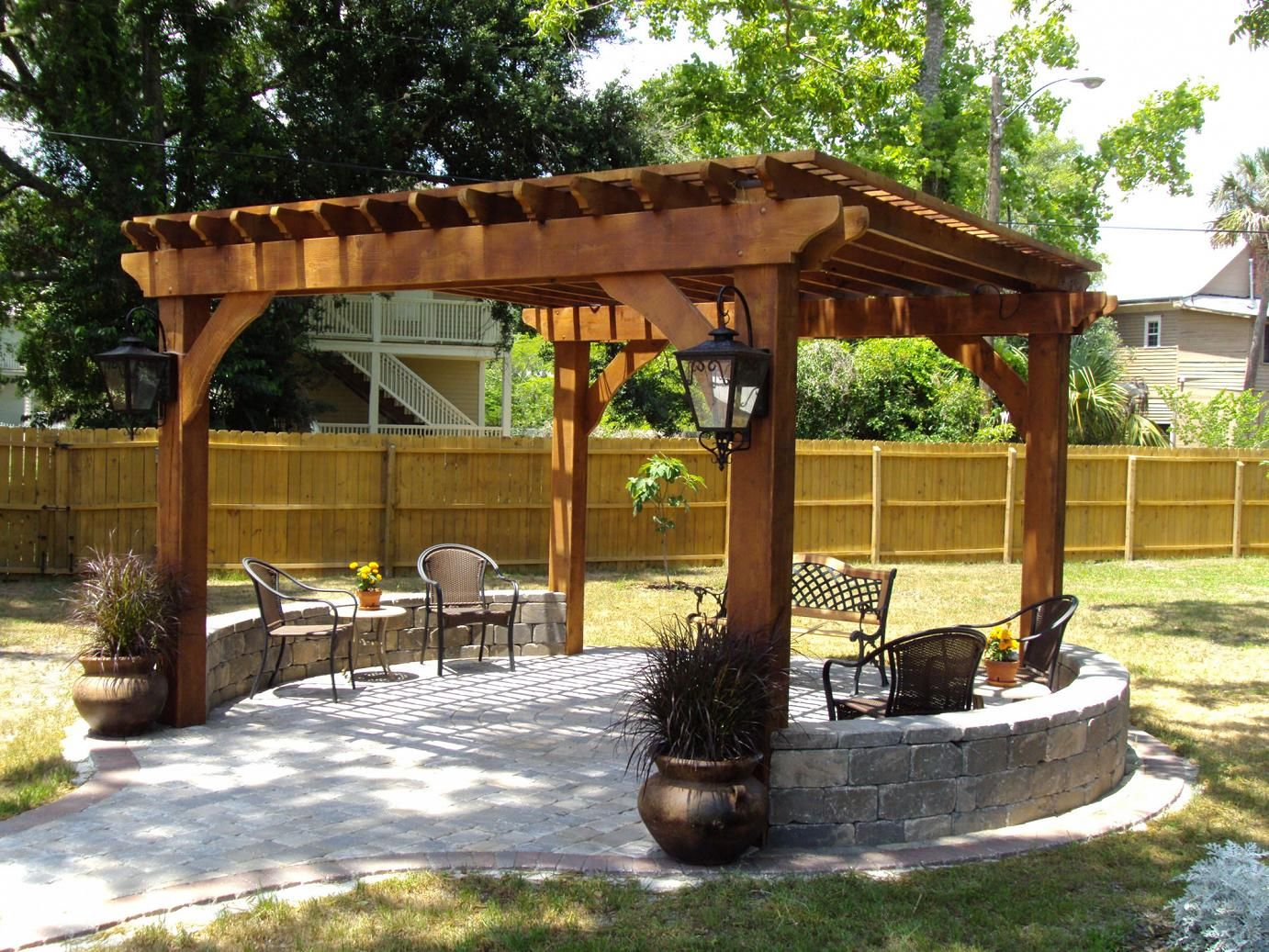 Outdoor Pergolas-Laredo TX Landscape Designs & Outdoor Living Areas-We offer Landscape Design, Outdoor Patios & Pergolas, Outdoor Living Spaces, Stonescapes, Residential & Commercial Landscaping, Irrigation Installation & Repairs, Drainage Systems, Landscape Lighting, Outdoor Living Spaces, Tree Service, Lawn Service, and more.